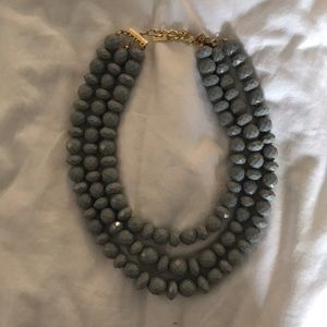 Jewelry - gray layered necklace